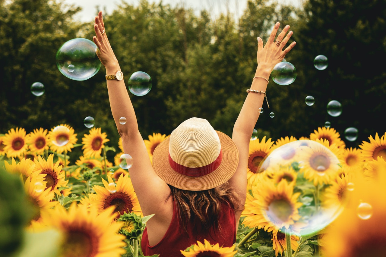 Vrijheid, genieten